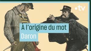 A l'origine du mot... Daron