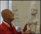 L'artiste Jean-Pierre Formica