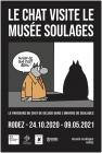 Le Chat au Musée Soulages