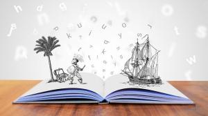 Contes et romans illustrés