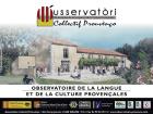 Langue et culture provençales