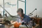Adrien Moniquet, artisan bijoutier