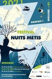 Festival Nuits Métis