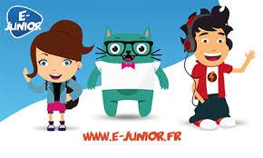 e-junior : internet et les enfants
