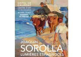 Joaquin Sorolla, lumières espagnoles
