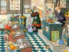 L'école des lapins - Jeux