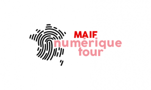 Camion Maif et inauguration