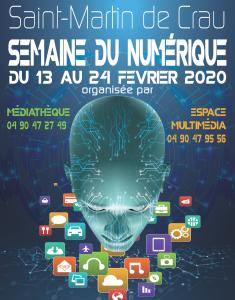 Février 2020 : Semaine numérique