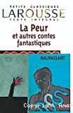 Peur et autres contes fantastiques (La)