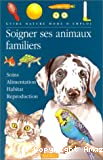 Soigner ses animaux familiers