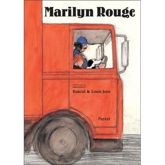 Marilyn rouge