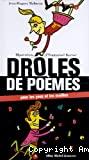 Drôles de poèmes