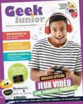 Geek Junior, 7 - Décembre 2020 - Dossier spécial : jeux vidéo ; jeux, consoles, conseils...