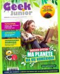 Geek Junior, 5 - Octobre 2020 - Dossier spécial : ma planète, ma vie numérique
