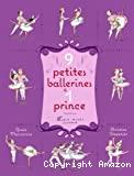 9 petites ballerines & 1 prince
