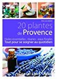 20 plantes de Provence