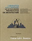 3 minutes pour comprendre les 50 plus grands principes et styles en architecture