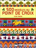 500 modèles au point de croix