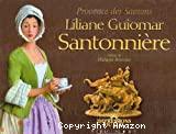 Liliane Guiomar, santonnière
