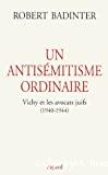 Antisémitisme ordinaire (Un)